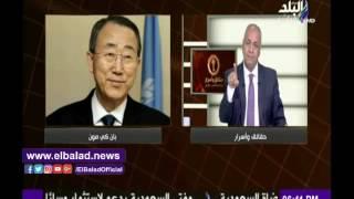 مصطفى بكري: العرب سيتنفضون ضد أمريكا دفاعًا عن السعودية.. فيديو