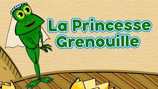 Les Contes de Masha -👸  La Princesse Grenouille 🐸(Épisode 8) thumbnail