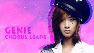Chorus Leads | Girls' Generation - Genie EP
