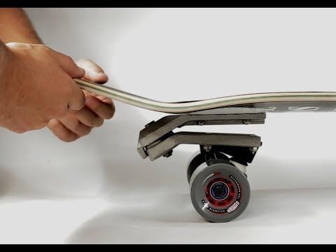Surf Adapter Installation | WATERBORNE SKATEBOARDS - YouTube