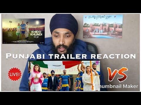 Khido Khundi | Ranjit Bawa | Punjabi Trailer Reaction