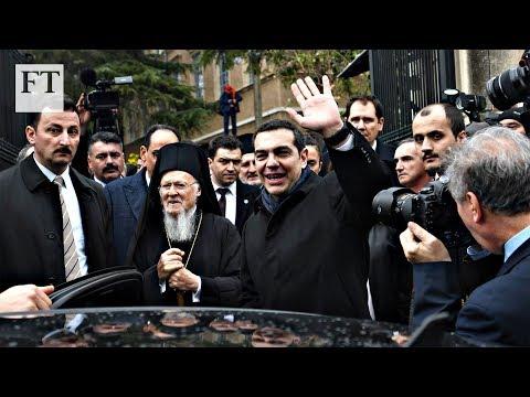 Alexis Tsipras visit aims to build Greece-Turkey ties