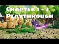 Way of the Turtle Chapter 1-3 Playthrough 1080p 60FPS