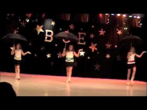 Under my umbrella/singing in the Rain