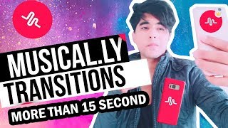 HOW TO MAKE MUSICAL.LY MORE THAN 15 SECOND | HOW TO  COMBINE 2 MUSICAL.LY | EDIT MUSICAL.LY IN HINDI