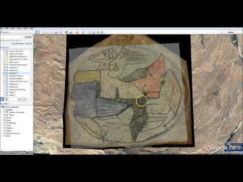 Hitler the Pope and Obama Trump Hereford Mapi Mundi Illuminati Freemason Symbolism