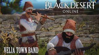 Black Desert Online OST Velia Town Band