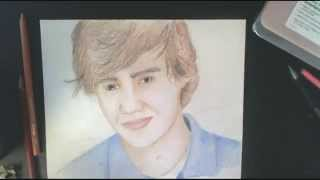 Drawing Liam Payne, (requested) . one direction