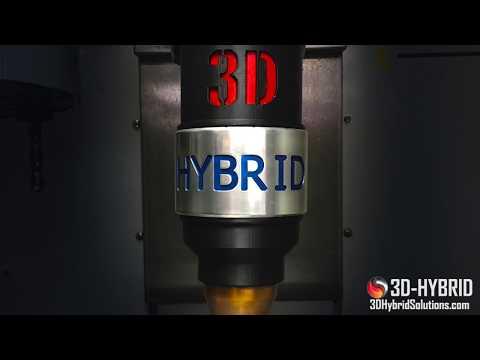 Any CNC can 3D Print Metal