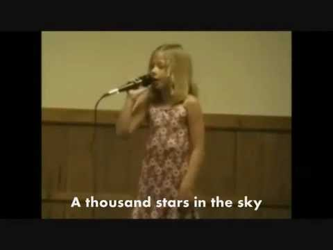 1000 Stars - Natalie Bassingwaigthe (With Lyrics) - YouTube