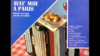 MAURICE LARCANGE - MADEMOISELLE DE PARIS