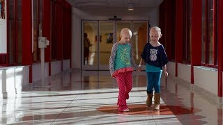 Decades After Two Sick Children Met in a Hospital, They Find Each Other Back There Again