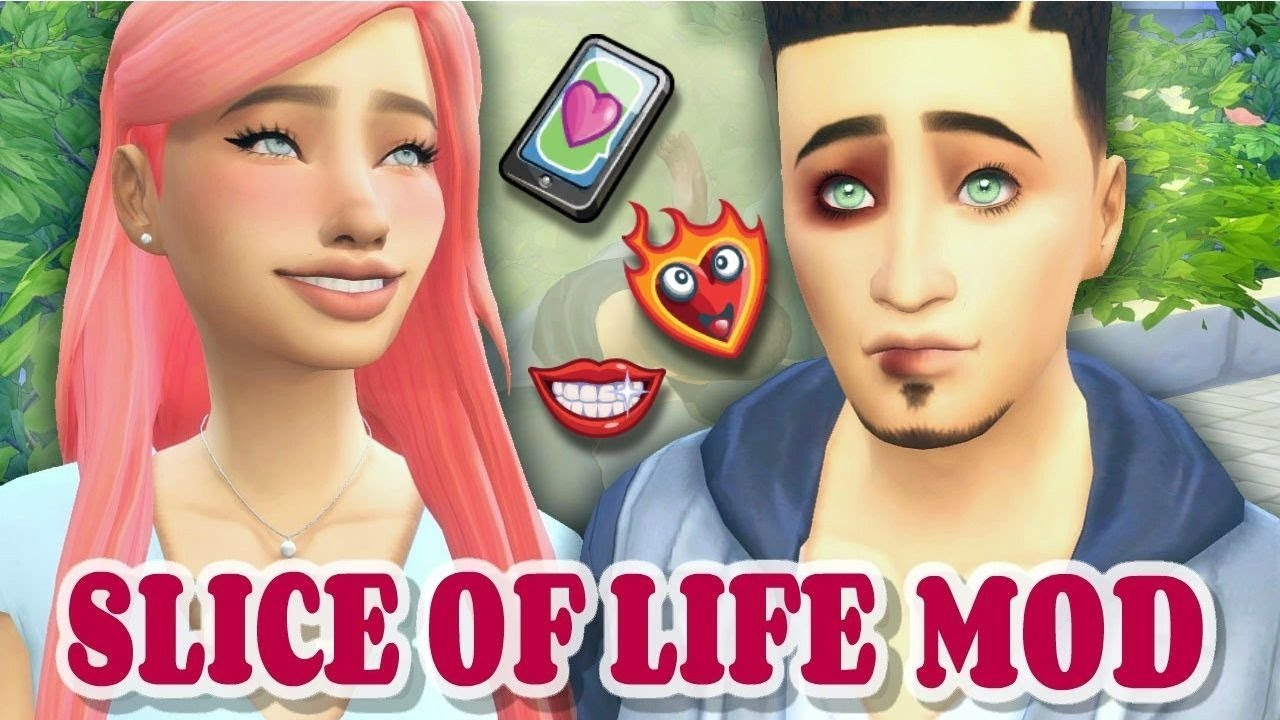 OH BOY, YOUR SIMS CAN GET DRUNK NOW | Slice of Life mod overview | The Sims  4