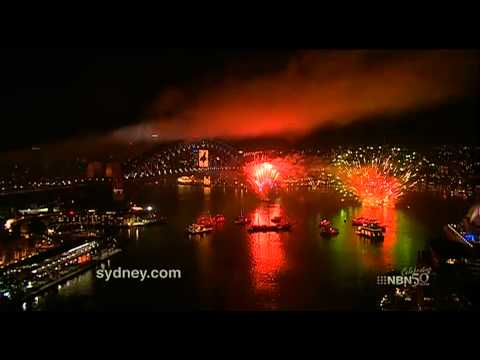 New Years Sydney 2013 Fireworks