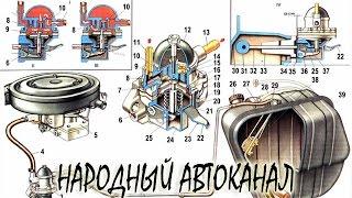 Бензобак ВАЗ Классика часть 1.