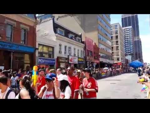 [Full HD] Complete Coverage of Pride Parade - Pride Toronto 2013