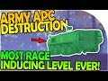 watch he video of MILITARY APC DESTRUCTION + MOST RAGE INDUCING LEVEL EVER- Into the Dead 2 Gameplay ( Android / iOS )