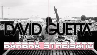 David Guetta ft. Shaw-T & Bimbo Limbo - Barbra Streisand (Go Right) (NEW SONG 2012) [HD]