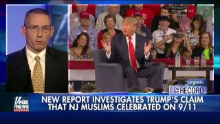 Trump partially right about Muslims celebrating 9/11
