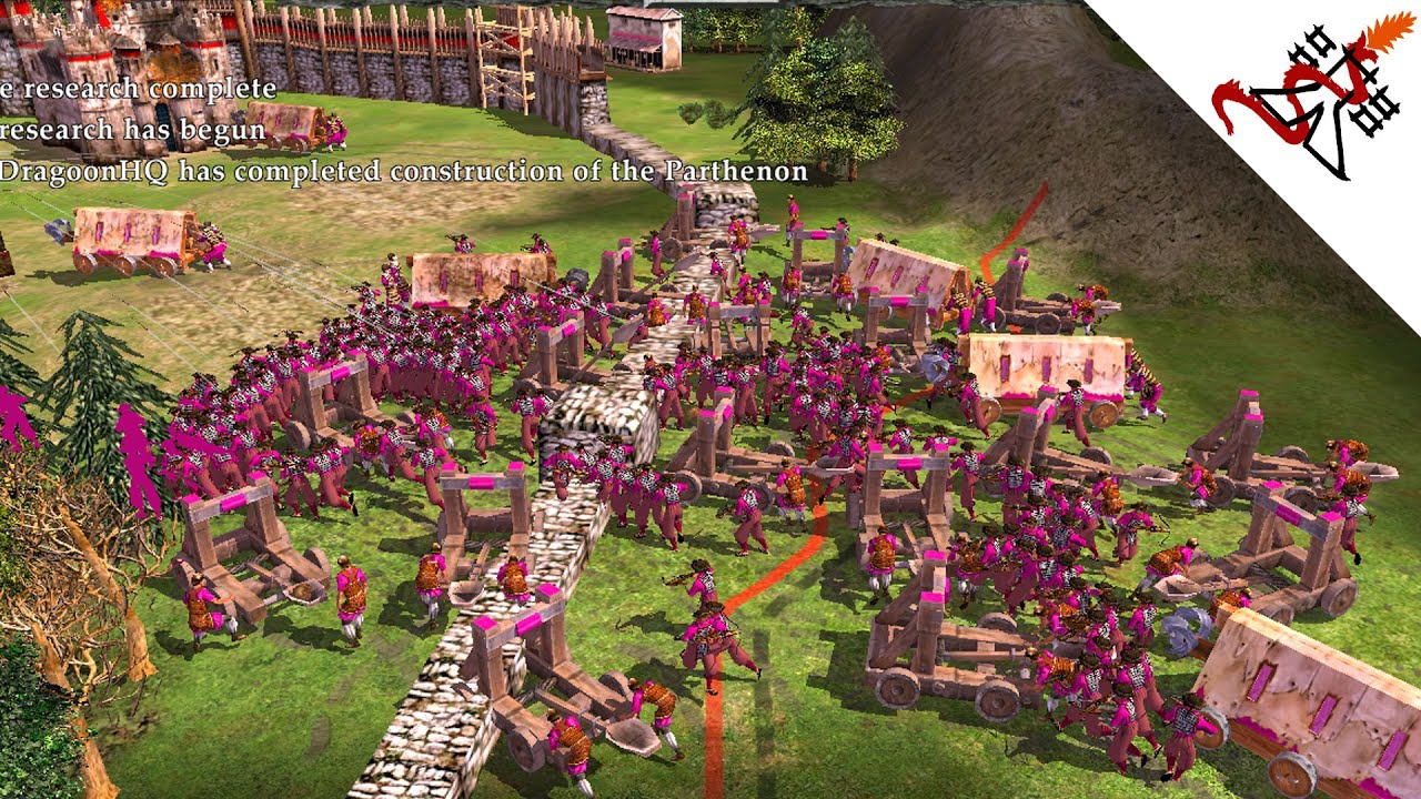 Empire earth 2 1vs1 multiplayer gameplay youtube gumiabroncs Images