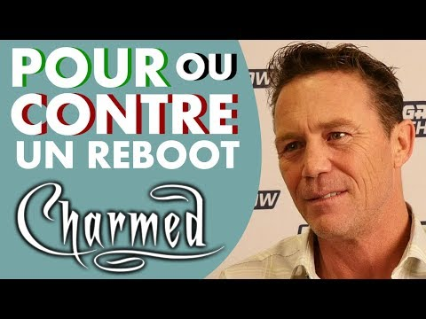 Charmed : pour ou contre un reboot ? Brian Krause répond