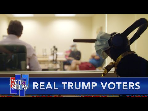 More Incredible Scenes From Triumph's Focus Group With Real Trump Voters