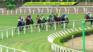 Vidéo de la course PMU ALLOWANCE 3 YO COLTS ONLY