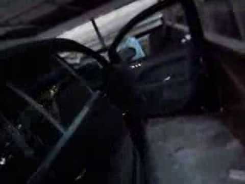 Dodge Caliber Srt4 2008 Water Leak Part 2 Youtube