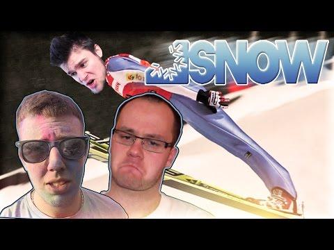 SNOW [#6] | SKACZEMY Z TAMY! (With: Admiros, Bakster, Flarek, KriiZu) #Bladii #Po Polsku