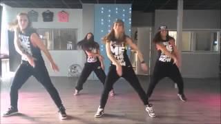 coreografía Fácil y Corta | Bruno Mars | Uptown funk | Saskiasdansschool