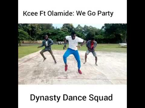 Kcee ft Olamide we go party
