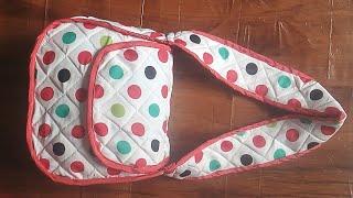 10   मिनट   में  बनाऐ easy  Handbag bag  ll market bag ll lunch bag ll bag banana