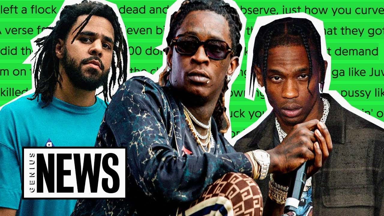 """Download Young Thug, Travis Scott & J. Cole's """"The London"""" Explained   Song Stories"""