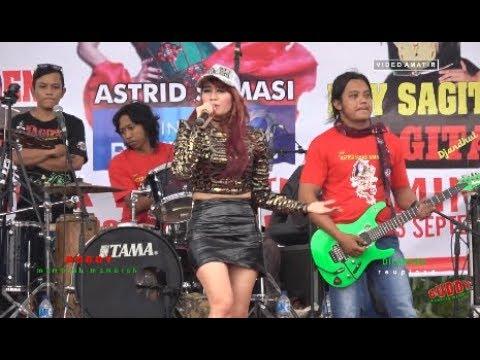 Astrid Samasi - Goyang Cinta - OM Sagita LIVE Gor Goentor Darjono Purbalingga
