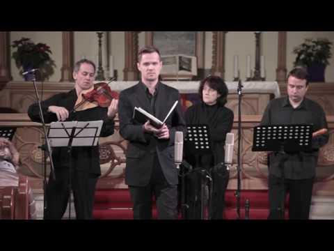 "Ensemble Bach-Consort. J.S.Bach, Cantata ""Komm, du süße Todesstunde"", BWV 161"