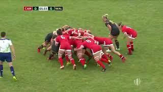 Canada vs. Wales, WRWC 2017 (August 13, 2017)