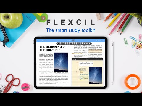 Flexcil - The Smart Study Toolkit   PDF, Annotate, Note