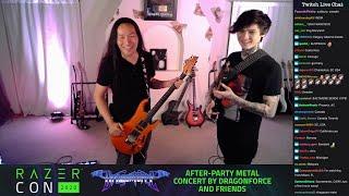 Herman Li DragonForce & Tim Henson Polyphia - GOAT, Euphoria Live (Razer Con 2020 Part 2/4)
