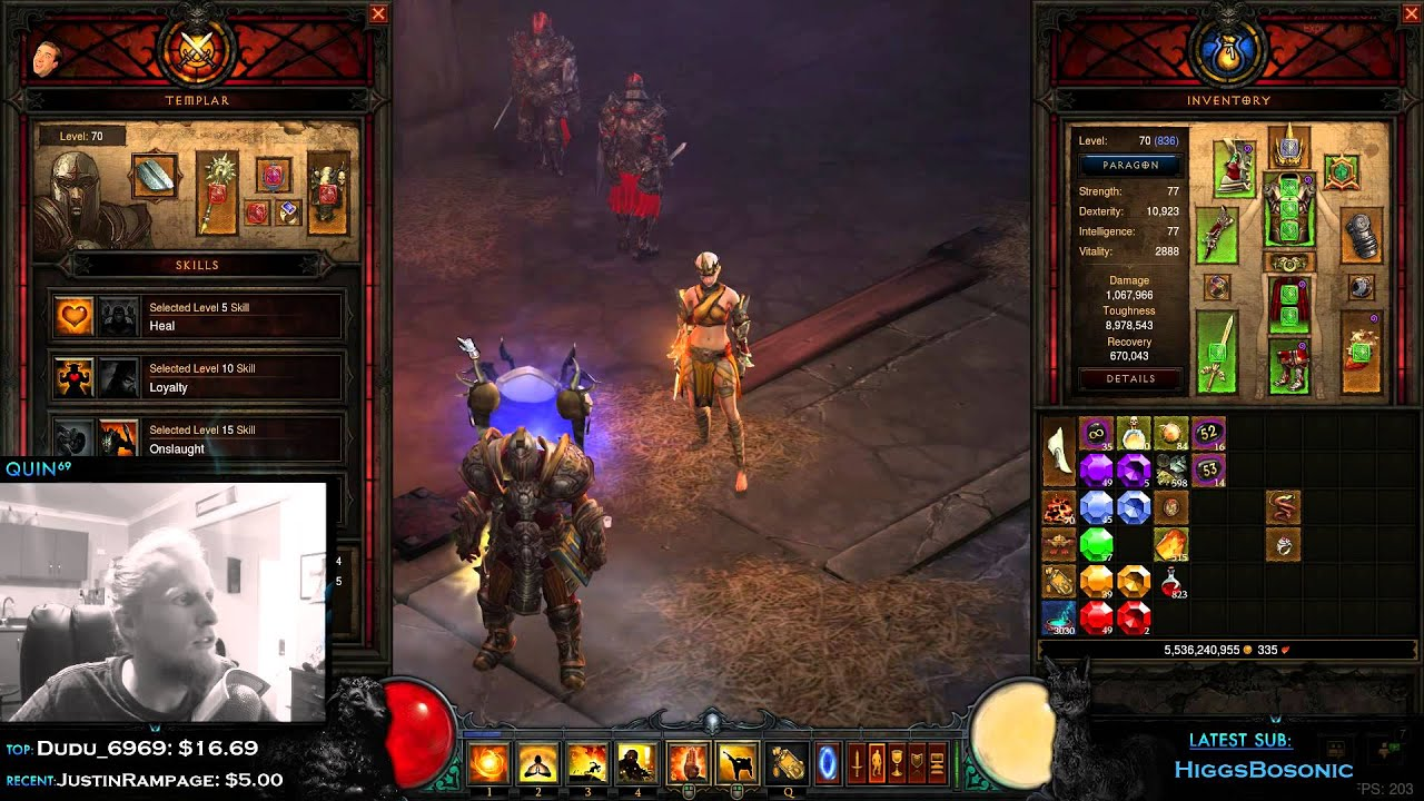 Games Free Diablo 3 Follower Guide Templar Dps