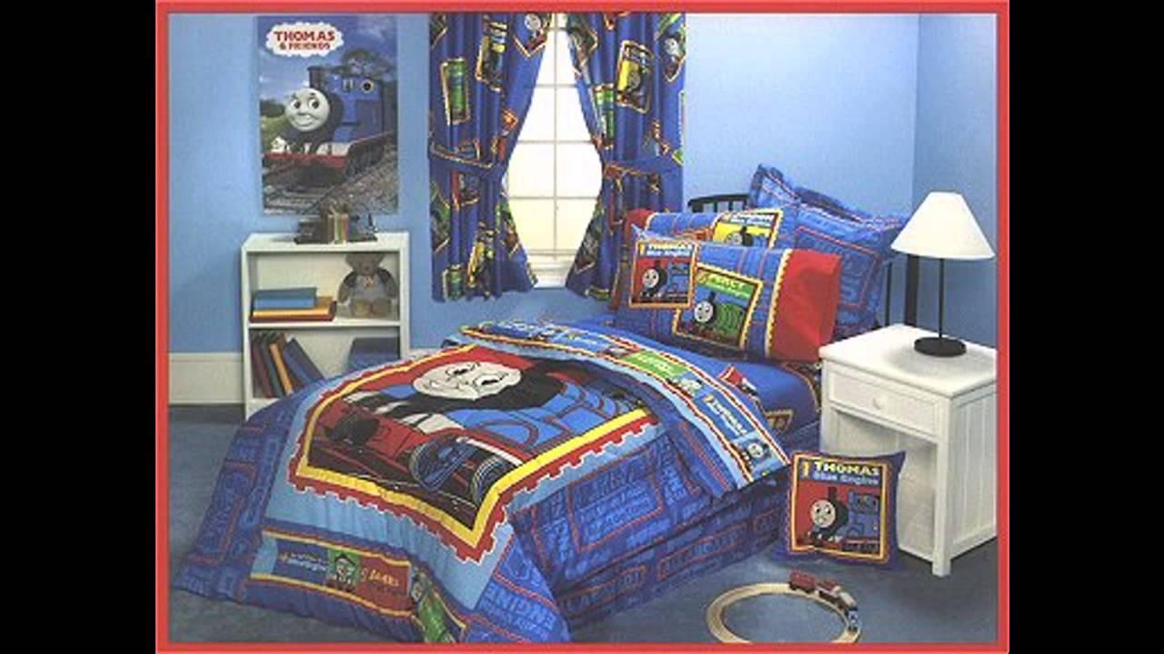 Captivating ... Thomas The Train Bedroom Decorations Ideas ...