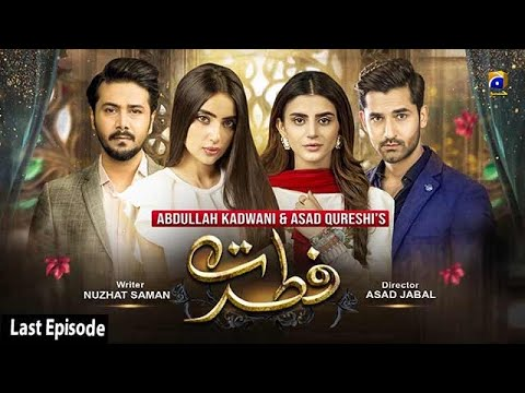 Download Fitrat - Last Episode - 30th January 2021 - HAR PAL GEO