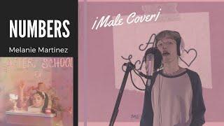 Numbers - Melanie Martinez (male cover)