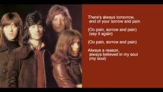 Badfinger - Sometimes - lyrics - Straight Up LP YouTube Videos