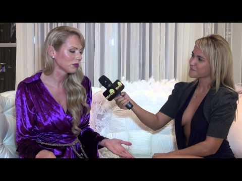 Miami TV  - Jenny Scordamaglia @ Trump Hotel Sofia Sherry