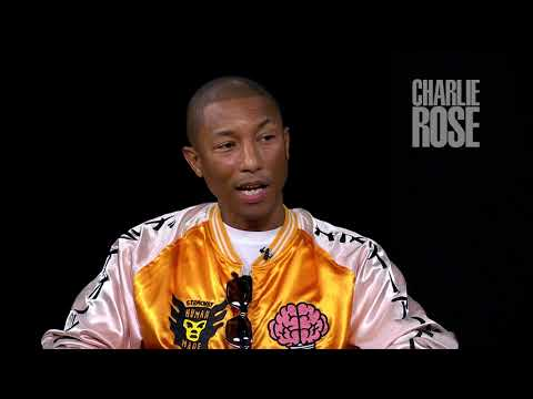 "Pharrell Williams: ""As a country, we need to open our eyes"" (Sep 22, 2017) 