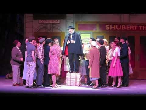 'The King of Broadway' - The Producers