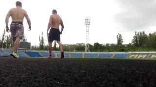12.05.2016 тренировка на стадионе