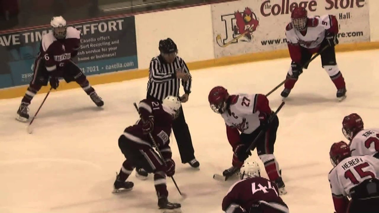 NCCS - Beekmantown Hockey Semi-Final  2-25-16