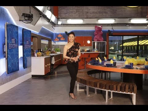 Big Brother  Big Brother Season 20 House Tour With Julie Chen