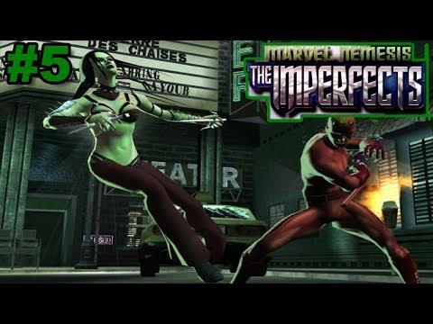 Marvel Nemesis PS2 Gameplay 5 Daredevil vs Electra $30 Netflix CodeCustom Stickers GIVEAWAY!!